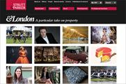 Strutt & Parker: reviews its creative advertising arrangements