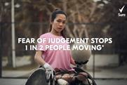 Sure: 'Watch me move' TV spot features eight athletes