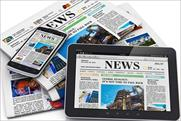 Tablets: media brands' digital offerings are benefitting from increased ownership of devices