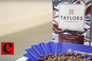 Taylors of Harrogate focuses on 'extraordinary flavour' for rebrand