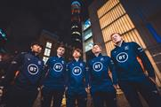 BT joins growing number of brands sponsoring esports teams
