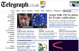 Telegraph introduces new widgets