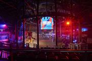 Take a look at Tommy Hilfiger's rock and roll LFW activity