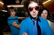 The Wombats: featuring in T4 series 'Je Suis un Rock Star'