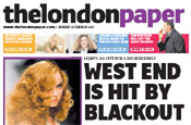 Thelondonpaper: 'totally irresponsible'