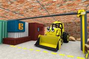 Visitors will be able to interact with characters such as Bob the Builder's Scoop