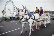 Behind the scenes: Three Mobile's unicorn cab rides