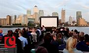 Time Out launches pop-up cinema on Thames