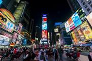 Cosmopolitan and Covergirl to sponsor New York's NYE