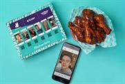 Tinder partners Deliveroo for Valentine's matchmaking service