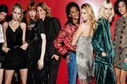 Topshop and Topman in Christmas experiential campaign