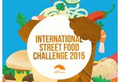 The International Street Food Challenge will take place in London's Shoreditch