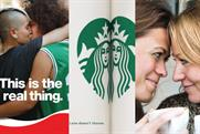 Starbucks, Coke and Nescafe ads recreated with lesbian twist