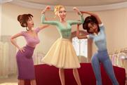Triumph: launches animated fairy tale ad
