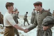 Sainsbury's: themed ad around WWI