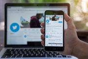Twitter ad revenue down 23% despite boom in users