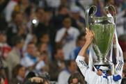 Uefa: the biggest sponsorship earner on the planet
