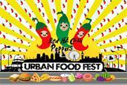Urban Food Fest: running until the end of October