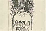 Absolut: using Andy Warhol illustrations in new interactive app