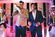 Mumm: enlisted Mark Ronson to launch a 'connected' champagne bottle