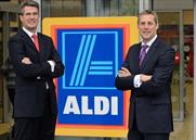 Aldi: joint UK managing directors Roman Heini and Matthew Barnes
