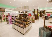 Holland & Barrett: new-look stores have been designed to modernise the brand