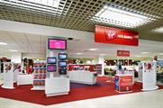 In-store and touring activations planned for Virgin Holidays