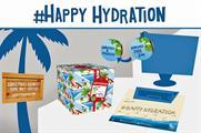 Vita Coco launches #HappyHydration Christmas activation