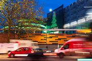Vodafone creates 5G-powered display of children's festive drawings
