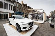 Seven brands on experiential: Volvo
