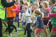 Warburtons and Parkrun aim to engage more than 60,000 young people at the events