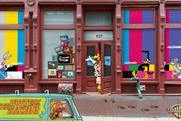 Warner Bros New York pop-up to feature installations around cartoon realms