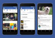 Facebook ramps up video offer with revamped Watch tab