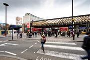 Primesight: Maltesers' roadside takeover at London Waterloo Station