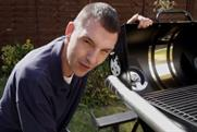Tim Westwood: stars in barbecue-themed ad for Heck sausage brand