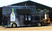 Casillero del Diablo was inspired by epic movies for its sampling activation