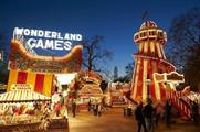 PWR Events is the organiser of the annual Winter Wonderland in London