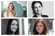 Claire Stokes, Celia Forshew, Laura Capell-Abra and Francesca Elliott (clockwise)