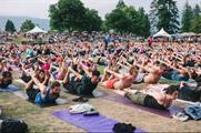 Lululemon is hosting a silent disco-inspired yoga class (Lululemon Athletica)