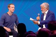 Zuckerberg wants 'independent' appeals court to arbitrate Facebook content disputes