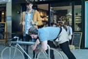 Zurich: bicyle by McCann WorldgroupEurope