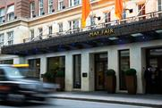 Luxury hotel brief: May Fair Hotel