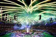 Grand finale: The London 2012 Games were hailed as a success (Credit: LOCOG)
