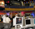 Al Jazeera: parent channel opened its news room to the media in June 2005