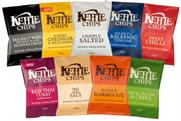 Kettle Chips: Undergoing a redesign and repositioning