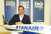 Ryanair names new public affairs head as Samoilovich leaves after two months