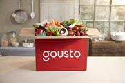Recipe box brand Gousto hires UK agency partner