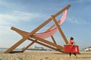 Pimm's: world's largest deckchair stunt