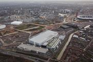 Digital hub: iCITY is to turn the Olympic Park media centre into digital studios