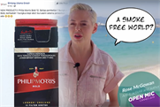 Spare us the spin: You can't promote a 'smoke free future' in Cannes while selling cancer to Indonesia